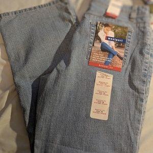 Westport womens jeans 10 bootcut